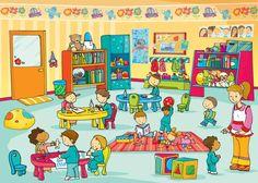 (2014-06) Hvad gør de i børnehaven?