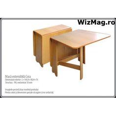 Masa Cora WIZ 0055 Living, The Wiz, Table, Furniture, Home Decor, Decoration Home, Room Decor, Tables, Home Furnishings