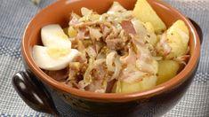 Австрийский картофельный салат