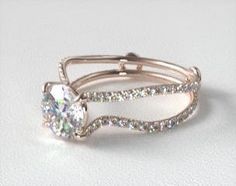 Designer Engagement Rings   An Exclusive Collection From James Allen - Mobile