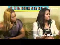 """Demetria McKinney & Keshia Knight Pulliam LIVESTREAM Chat With The Demetrians (Hosted By Jessica L.)    This LiveStream Took Place *July 2, 2011* During The """"Essence Music Festival""""... One Of The Days Some Of Us Demetrians Will NEVER Forget! :)    Thanks For Answering Some Of Our Questions Dee Dee & Keshia! :)  Yall ROCK!    -Iesha M."""