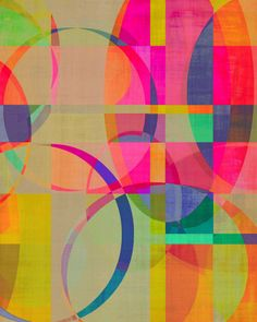 Abstract archival art print by Amy Lighthall    This listing is for an 8 x 10 print on an 8 1/2 x 11 premium matte photo paper.   The print will