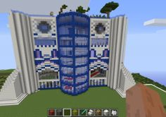 výběr z našich staveb #Naffarin #minecraft