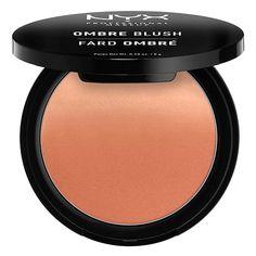 The Best Drugstore Blush for Your Skin Tone - More Blush Beauty, Blush Makeup, Eyeshadow Makeup, Beauty Makeup, Nyx Eyeliner, Cheek Makeup, Nyx Lipstick, Beauty Box, Beauty Tips