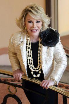 Joan Rivers. RIP.
