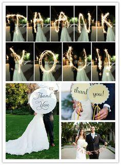 RainingBlossoms: Wedding Thank You Card