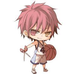 Kuroko no Basket ~~ Chibi