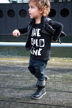 Cute little boy style