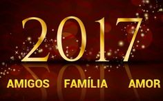 Envie no Whatsapp Imagem com Frase de Feliz 2017 Para Whatsapp