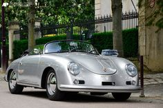 Porsche 356 Speedster Image byAlexandre Prévot