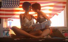 Life Is Strange (Max and Chloe - Fan Fiction) by Retorman.deviantart.com on @DeviantArt