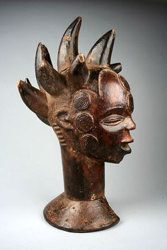 Gift of Drs. Noble and Jean Endicott, 1984 African Culture, African History, Nigerian Tribes, Afrique Art, Art Premier, Art Africain, Soul Art, Masks Art, African Masks
