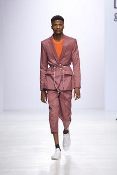 Male Fashion Trends: Rich Mnisi Runway Show - Lagos Fashion Week Europa Art, Dressed To Kill, Costume Design, Mens Fashion, Style Fashion, Fashion Trends, Ready To Wear, Runway, Menswear