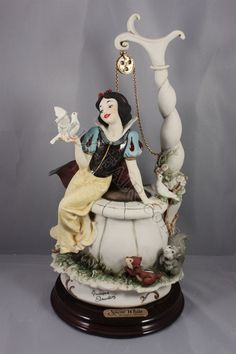 Giuseppe Armani Disney figurine 199C Snow White at the Well