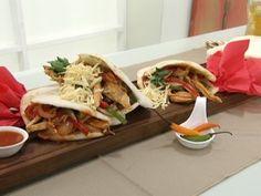 Recetas | Pan pita a la Mexicana | Utilisima.com