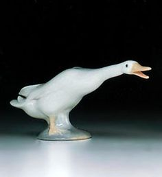 Lladró Spanish porcelain Little Duck