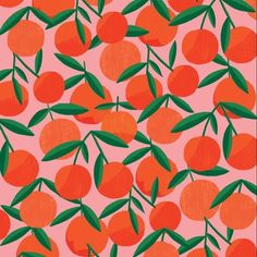 Fruit print fabric surface pattern ideas for 2019 Illustration Art Nouveau, Fruit Illustration, Pattern Illustration, Surface Pattern Design, Pattern Art, Print Patterns, Art Watercolor, Fruit Print, Food Print