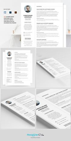 resume template cv kiania by resume templates on graphicsmag templates pinterest resume
