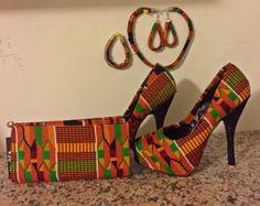 Veste Patchwork imprimés africains par AnnaTeiko sur Etsy