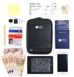 Amazon.com   PASSPORT HOLDER & TRAVEL DOCUMENT ORGANIZER with RFID Blocking Perfect Wallet To Fit Your Kindle, Tickets, Boarding Passes and more + 2 Bonuses: Shoulder Strap and E-Book   Passport Wallets