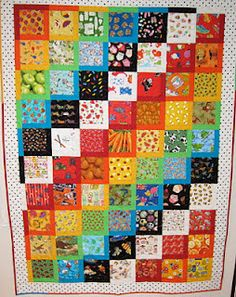 Another I spy quilt