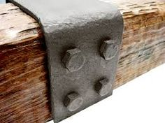 Image result for steel brackets for wood beams