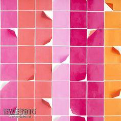29-15070 It´s all You 15070 Notiz-Zettel pink Papier-Tapete