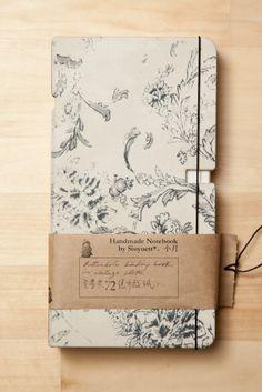 ♕ beautiful handmade journal by Siuyuett Tsang