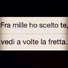 Fra mille ho scelto te, vedi a volte la fretta. The Words, Four Letter Words, Dont Forget To Smile, Just Smile, Tumblr Quotes, Funny Quotes, Italian Humor, Boys Are Stupid, Funny Times