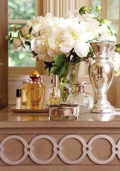 makeup table perfumes vanity reviving charm