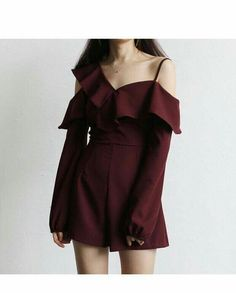 Korean Fashion – How to Dress up Korean Style – Designer Fashion Tips Kpop Fashion Outfits, Fashion Mode, Girls Fashion Clothes, Korean Outfits, Fashion Dresses, Korean Girl Fashion, Korean Fashion Trends, Ulzzang Fashion, Asian Fashion