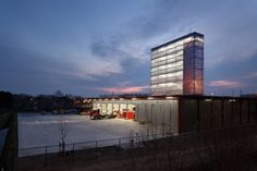 Gallery of Firestation for the city of Puurs / Compagnie O Architects - 17