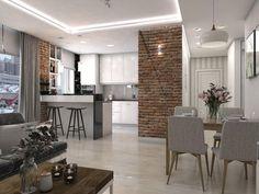 The Best 2019 Interior Design Trends - Interior Design Ideas Cosy Decor, Living Room Decor Cozy, Condo Living, Small Living Rooms, Home Living Room, Apartment Living, Kitchen Room Design, Dining Room Design, Home Decor Kitchen