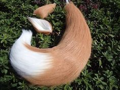 Cartoon Spice and Wolf Horo Cosplay Wolf Ears & Tail Different Length Handmade Anime Plush Cosplay Props COS Tail Decorations Wolf Ears And Tail, Fox Ears, Cosplay Outfits, Anime Outfits, Filles Alternatives, Spice And Wolf Holo, Casual Outfits, Cute Outfits, Lolita Cosplay