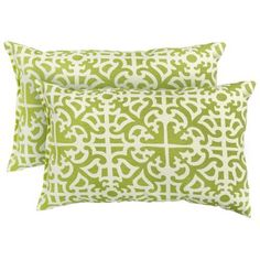 Greendale Home Fashions Rectangle Indoor/Outdoor Accent Pillows, Grass, Set of 2, http://www.amazon.com/dp/B007CW0UCM/ref=cm_sw_r_pi_awdm_XM-zxb3MHBCZA