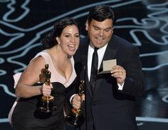 Oscars 2014's 25 Best and Worst Moments Pictures - BEST: 'Frozen's' Rhyming Acceptance Speech for Best Song | Rolling Stone