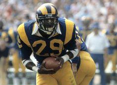 Eric Dickerson, Los Angeles Rams