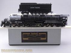 RHO PFM Crown Tenshodo UP Union Pacific Big Boy 4-8-8-4 #4018 - 1977 Run For sale at $1495.00