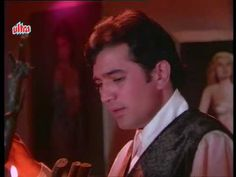 """""""O Mere Dil Ke Chain"""" One of the most romantic and most melodious song of th decade from the movie """"Mere Jeevan Saathi"""" Starring """"Rajesh Khanna & Tanuja"""" and sung by """"Kishore Kumar"""" Learn Singing, Singing Tips, Romantic Songs, Most Romantic, R D Burman, Old Bollywood Songs, Rajesh Khanna, Kishore Kumar, Old Song"""