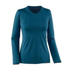 W's Capilene® Daily Long-Sleeved T-Shirt (45266)