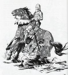 Patrice Pellerin - Henry V à Azincourt