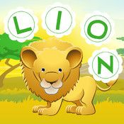 ABC Safari! Jeu pour les enfants: Apprendre à écrire des mots et l'alphabet avec les animaux du désert, la jungle et la...