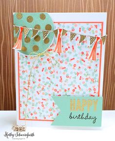 Stamps At Play: Birthday Celebration