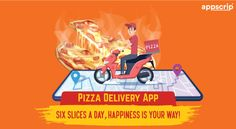 Pizza is a sensation among all age groups. That is why building an on-demand pizza delivery app can prove to be highly profitable in your entrepreneurial journey. #pizza #pizzadeliveryapp #appdevelopers #appscrip #appdevelopmentcompany #ondemandapps #ondemandinsdustry #driverapps #appdev #appdevelopmentcompanies #webdevelopers #webdevelopmentservices #softwaresolution #startups #entrepreneurs #whitelabel #whitelabelsoftware #businessideas #businesstips #technology #techapps #SME… App Development Companies, Web Development, Pizza Delivery App, Pizza Sale, Startups, Business Tips, Software, Journey, Age