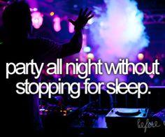 Partyyy. <3