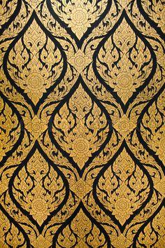 Image of 'Thai patterns'