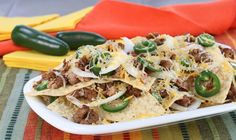 These are not-cho average #nachos... #recipe #food #chips #cheese