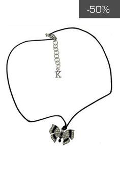 #kookai #jewels - Collana con ciondolo farfalla