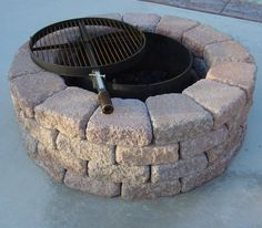 Fire Pit - My next project!