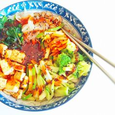 Klunker's Plant-Based Kitchen: Plant-based bibimbap